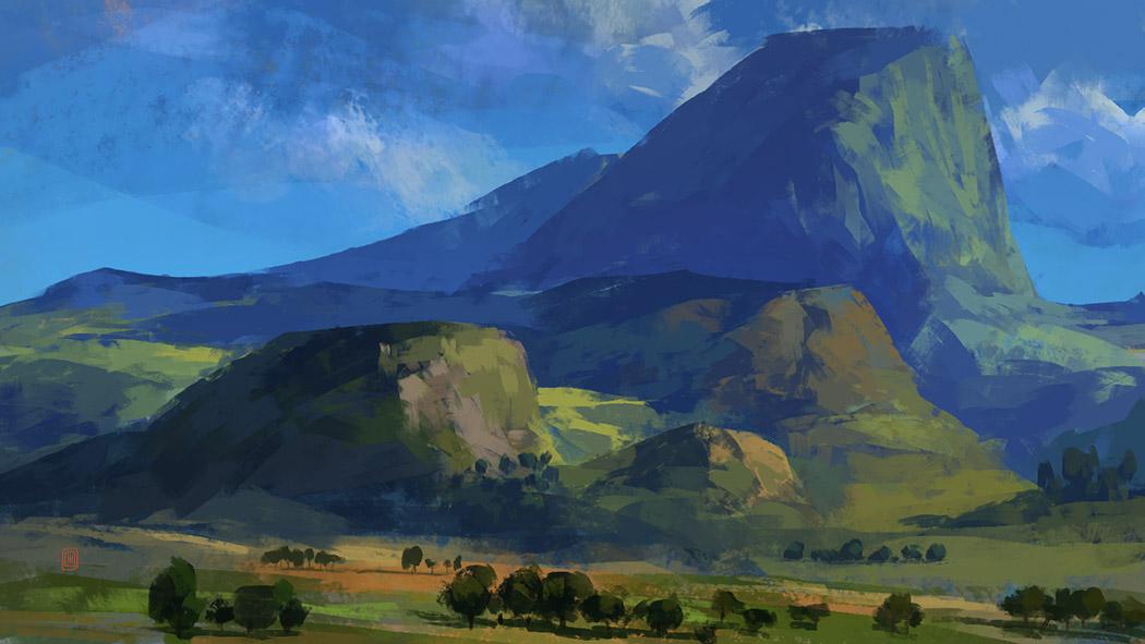 Landscape_Study_SD1