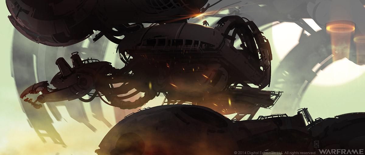 Warframe_013_Grineer_Shipyard_DDock_K