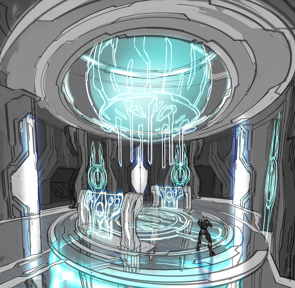 Halo4_09_SentinelFactory_LibraryTower