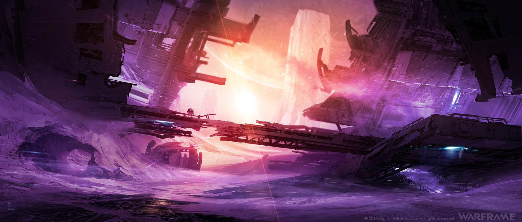 Warframe_Corpus_IcePlanet_Wreckage_K